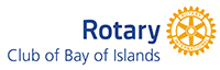 Rotary Club of Bay of Islands Logo